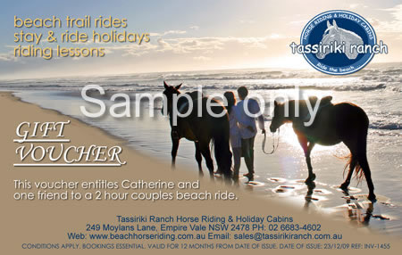 Tassiriki ranch rates conditions best of all if youve left your shopping to the last minute we can even email the voucher to you immediately yadclub Image collections